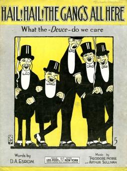 Vaudeville song